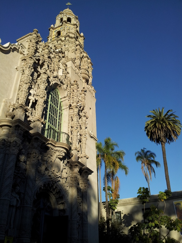 Museum at Balboa Park, San Diego