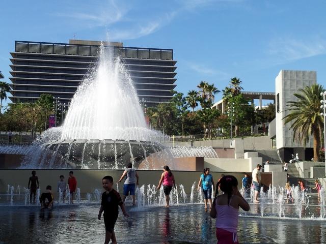 Grand Park, L.A.