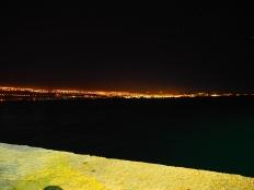 Rijeka from across the bay